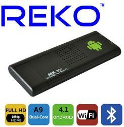 Mk809 Android TV Box double TV Dongle Coare RK3066 1G+4G Android 4.1.1 Cortex-A9 de mémoire DDR3 1 Go de RAM 4 Go de mémoire ROM WiFi Mk809 Android TV Box Dongle TV