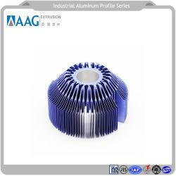 De Radiator en Heatsink van het aluminium met Goede Kwaliteit de Materialen van het Profiel van het Aluminium