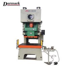 Course réglable Table fixe poinçonneuse presse mécanique pour la vente