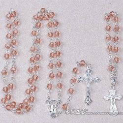 Le verre Rosaire défini