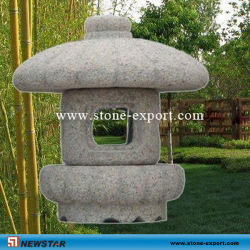 Newstar lampe Jardin japonais