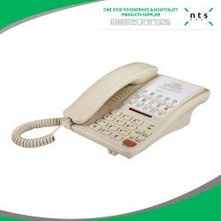 Het Telefoontoestel van de Logeerkamer van het hotel