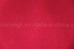 T/R de dupla camada de tecido, corantes reativos, 375gsm, 63%32 poliéster%Rayon 5%Spandex