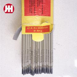 용접 온화한 강철을%s 비 연기 E6013 E6010 E7018 용접봉