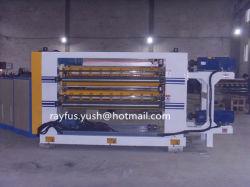 Machine van de Scheiding van de dubbel-Laag van Nc de Roterende met Dubbel Spiraalvormig Mes, voor Lijn Corrugator