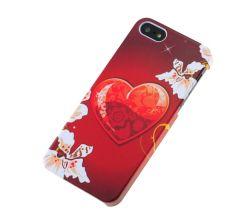 Потрясающие рекламные моды крышку телефона и красочных силиконового телефона (BZPC038)