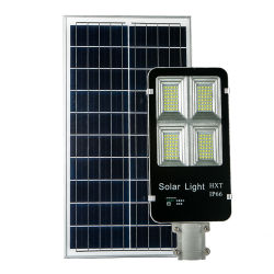 IP65 imprägniern Solar-LED-Straßenlaterne-120W super helle Flutlicht-Lampe für Straßen-Garten-Pfad-Hof-Licht
