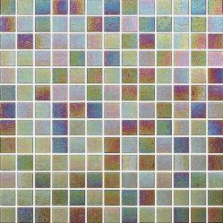 Cuarto de baño, muro exterior Mosaico de vidrio (H420029)