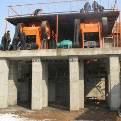 50-500tph de Gezamenlijke Verpletterende Installatie van de Mijnbouw (Maalmachine)