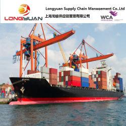 Serviço de logística de frete marítimo (Shanghai em Harare, Zimbabwe)
