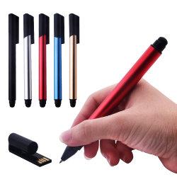 Шарик шариковой ручки флэш-накопитель USB 2.0 творческих перо диск емкостью 128 МБ 256 МБ 512 МБ Pendrives USB 4 ГБ 8 ГБ 16ГБ 32ГБ 64ГБ перо U Memory Stick™