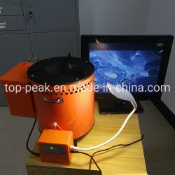 (Muestra) DC10V 1un horno eléctrico de pellets de madera biomasa estufa eléctrica estufa de leña estufa estufa Termoeléctrica de Camping para carga y la cocina