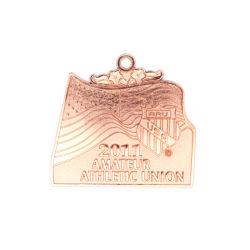 黄銅によって刻まれる金属のエナメルの祝祭のドラゴンのボートの記念品メダル