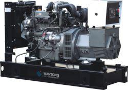 Yanmar Brandのディーゼル発電機セットによって動力を与えられるブラシレス防音