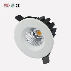 LED Reccessed 가벼운 소형 옥수수 속 LED Downlight 9W