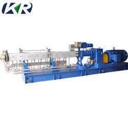 Автоматическая двойной головкой HDPE LDPE LLDPE MDPE пластиковых гранул экструдера