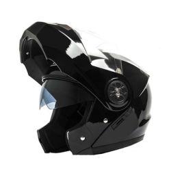 중국 공장 기관자전차 헬멧 높은 쪽으로 모듈 Casque Moto 손가락으로 튀김