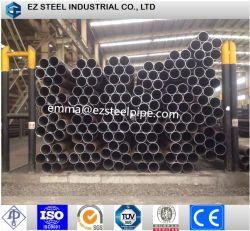 ASTM A106 Gr. B/API 5L/DIN 2448/Gr. B/S235jr/St37/St52/X42-X60 entblössen nahtloses Stahlrohr