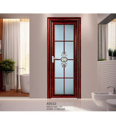 Fijo personalizado Jbd tradicional de las puertas de aluminio de la decoración de interiores de la puerta de Casement