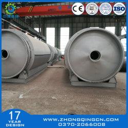 Городских отходов пиролиз машины с маркировкой CE, SGS, ISO от Zhongqing