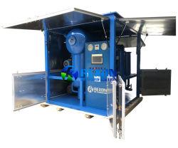 Transformador de tensão Super-High equipamento de filtragem de óleo para manutenção de transformadores