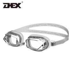 Nuevo Puente nasal ajustable de llegada con revestimiento de espejo de gafas de natación personalizados