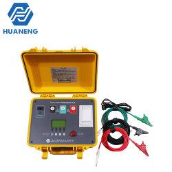 高品質 5kv デジタル高電圧絶縁抵抗テスタ