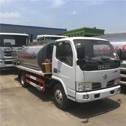 5 camion di spruzzatura del bitume cubico di Dongfeng 4X2 da vendere