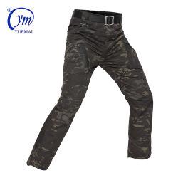 Pantalon Soft Shell militaire tactique des pantalons pour hommes et pantalons