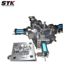 O zinco fundido de tomada de molde a morrer o corte do molde do molde (STK-DML-010)