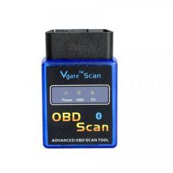 Software van het Aftasten van Vgate de Aftasten Geavanceerde OBD2 Bluetooth van Elm327 van het Hulpmiddel (Androïde Steun en Symbian) V2.1