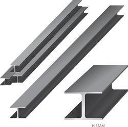 Profiel van het aluminium dreef Structurele Sectie I van het Aluminium wijd Gebruikte Straal uit