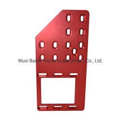 Façade en aluminium Auto pièces de rechange pièces de machine automatique d'usinage CNC
