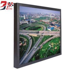 19 pulgadas LCD mural de la pantalla del reproductor de Ad Monitor CCTV