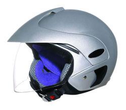 Populäre Verkaufs-Retro Motorrad-Sicherheits-geöffneter Gesichts-Sturzhelm