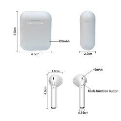 シンセンDropshipping I11小型本当のEarpodのステレオのヘッドセットのヘッドホーンはEarbuds無線Bluetooth 5.0のイヤホーンI11 Twsを結び付ける