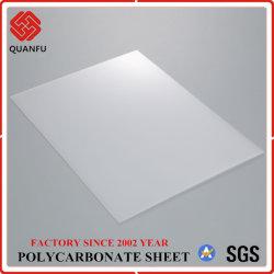 Blad van de Verspreiding van het Polycarbonaat van de Vertoning van de Reclame van PC van de Kwaliteit van Quanfu het Lichte