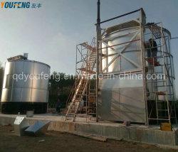 Integrado Vertical de los residuos orgánicos fertilizantes equipo de fermentación