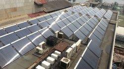 L'eau chaude solaire thermique du tube de dépression du tuyau collecteur solaire renversé 30 Tubes avec SRCC
