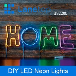 Гибкая Formable дома стиле 5V газа неоновых ламп