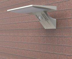最新バージョン90 LEDの暖かく白い太陽デッキは階段庭の壁の経路のテラスのデッキのための屋外の装飾的な太陽ステップライト防水照明をつける