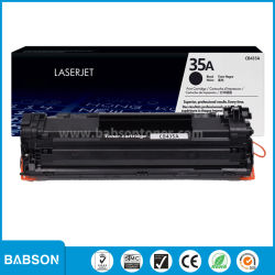 HPのための不用な粉の互換性のあるトナーカートリッジ無しCB435A 35A