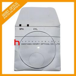 Cr 39 Precision оптических линз Френеля жесткий пластмассовый объектив для очков