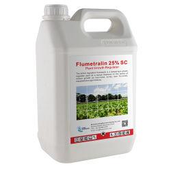 تركيبة مبيدات الآفات صمم على حسب الطلب مبيدات الفلوميتراالين 25% سائل مسوغ هرمون النبات