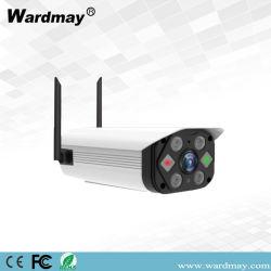 Audio bidireccional H. 265 5.0MP Chip Sony Vigilancia y Seguridad Inicio Wireless WiFi Cámara Bullet Auido IR con alerta