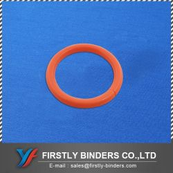 Libro de plástico de color/anillo anillo anillo/Tarjeta de enlace