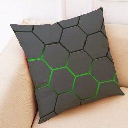 새로운 Modern3d 인쇄 리넨 던지기 베개 케이스 벤치/소파/침대 데코 쿠션 커버