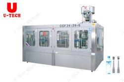 Haute qualité de l'eau embouteillée entièrement automatique Machine de remplissage de bouteilles PET de grade d'eau pure Machine de remplissage de la Turquie Projet