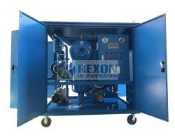 El procesamiento de vacío máquina Dewater de purificación de aceite de transformadores y el aceite de Degas