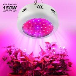 Alliage d'aluminium 150W UFO IR LED à spectre UV grandir la lumière